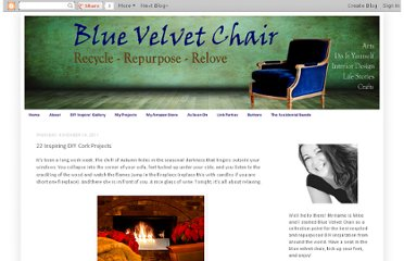 http://bluevelvetchair.blogspot.com/2011/11/22-inspiring-diy-cork-projects.html