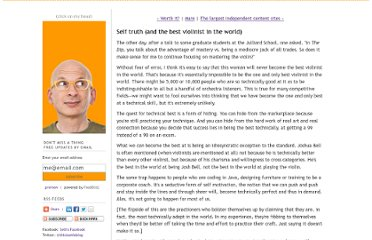http://sethgodin.typepad.com/seths_blog/2011/11/self-truth-and-the-best-violinist-in-the-world.html