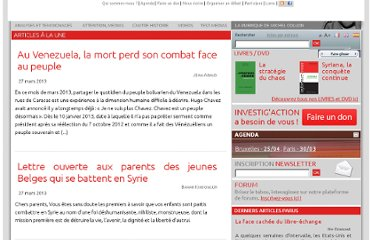 http://www.michelcollon.info/?lang=fr#pagination_accueil