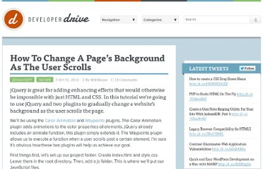http://www.developerdrive.com/2011/10/how-to-change-a-pages-background-as-the-user-scrolls/