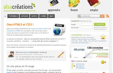 http://www.alsacreations.com/article/lire/947-osez-creer-site-html5-css3.html