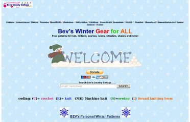 http://www.bevscountrycottage.com/winter.html#HEADBANDS
