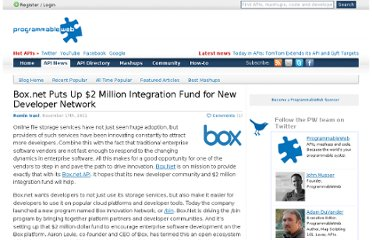 http://blog.programmableweb.com/2011/11/17/box-net-puts-up-2-million-integration-fund-for-new-developer-network/