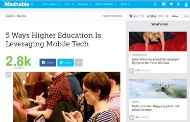 http://mashable.com/2011/11/17/higher-ed-mobile-tech/