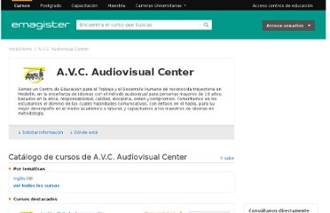 http://www.emagister.com.co/v-c-audiovisual-center-cursos-65876-centrodetalles.htm