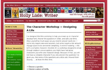 http://hollylisle.com/the-character-workshop-designing-a-life/
