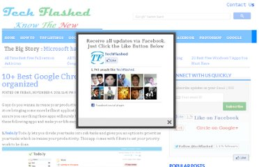 http://www.techflashed.com/2011/11/10-best-google-chrome-apps-to-get-you.html