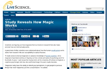 http://www.livescience.com/1138-study-reveals-magic-works.html
