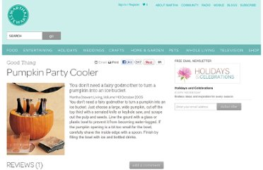 http://www.marthastewart.com/268772/pumpkin-party-cooler