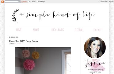 http://jessicademaio.blogspot.com/2011/03/how-to-diy-pom-poms.html