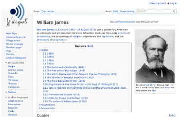 http://en.wikiquote.org/wiki/William_James