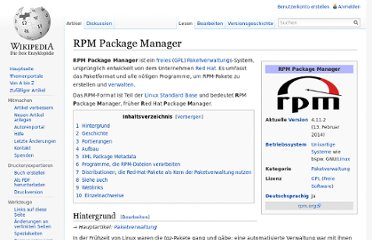 http://de.wikipedia.org/wiki/RPM_Package_Manager