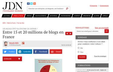 http://www.journaldunet.com/ebusiness/le-net/blogs-en-france/15-a-20-millions-de-blogs.shtml