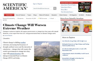 http://www.scientificamerican.com/article.cfm?id=climate-change-will-worsen-extreme-weather