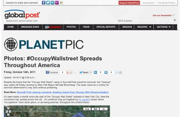 http://www.globalpost.com/photo-galleries/planet-pic/5677876/photos-occcupywallstreet-spreads-throughout-america