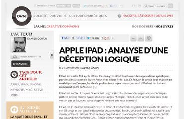 http://owni.fr/2010/01/28/apple-ipad-analyse-dune-deception-logique/