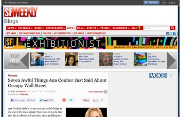 http://blogs.sfweekly.com/exhibitionist/2011/11/seven_awful_things_ann_coulter.php
