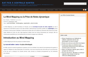 http://eat-tice.ec-nantes.fr/index.php/2011/11/18/le-mind-mapping-ou-la-prise-de-notes-dynamique/