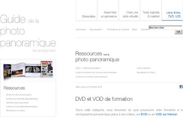 http://www.guide-photo-panoramique.com/livres-liens-dvd-vod-photo-panoramique.html