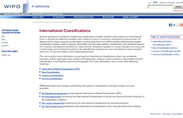 http://www.wipo.int/classifications/en/