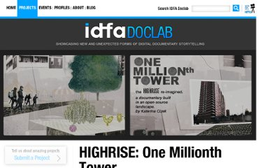 http://www.doclab.org/2011/highrise-one-millionth-tower/