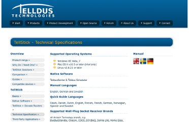 http://www.telldus.se/products/technicalspecification