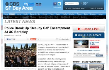 http://sanfrancisco.cbslocal.com/2011/11/09/occupy-cal-encampment-planned-at-uc-berkeley/