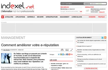 http://www.indexel.net/actualites/comment-ameliorer-votre-e-reputation-3021.html