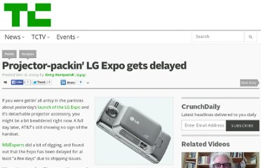 http://techcrunch.com/2009/12/08/projector-packin-lg-expo-gets-delayed/