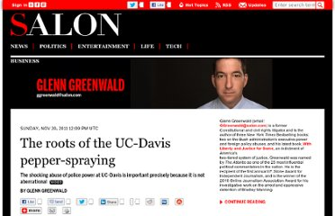 http://www.salon.com/2011/11/20/the_roots_of_the_uc_davis_pepper_spraying/