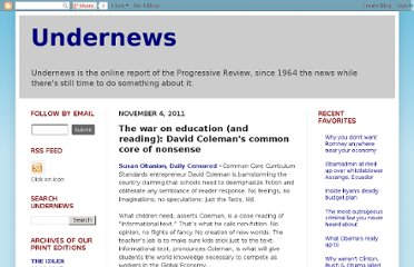 http://prorevnews.blogspot.com/2011/11/war-on-education-and-reading-david.html