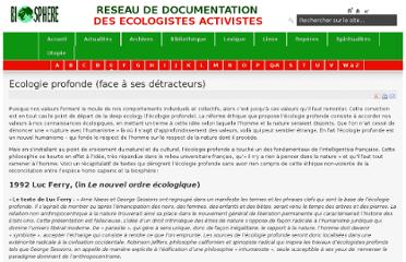 http://biosphere.ouvaton.org/index.php?option=com_content&view=article&id=1164:ecologie-profonde-face-a-ses-detracteurs&catid=45:e&Itemid=63