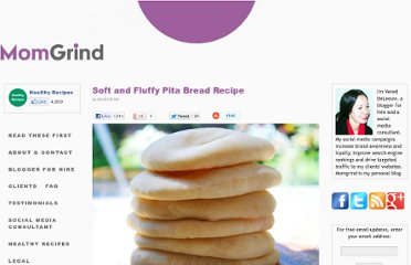 http://momgrind.com/2009/02/26/pita-bread-recipe-homemade-soft-and-fabulous/