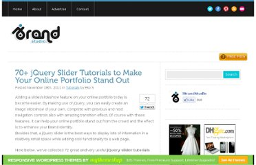 http://ibrandstudio.com/tutorials/jquery-slider-tutorials-for-online-portfolio