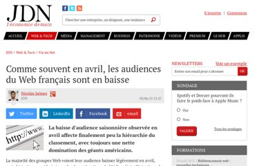 http://www.journaldunet.com/ebusiness/le-net/audience-internet.shtml