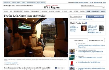 http://www.nytimes.com/2011/11/21/nyregion/rich-new-yorkers-are-driving-custom-designed-cargo-vans.html?_r=2