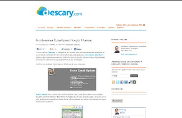 http://descary.com/6-extensions-gmail-pour-google-chrome/