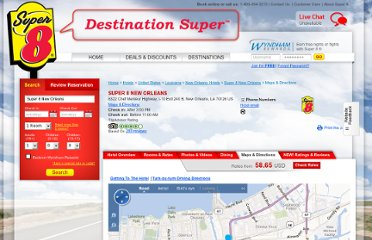 http://www.super8.com/hotels/louisiana/new-orleans/super-8-new-orleans/maps-directions