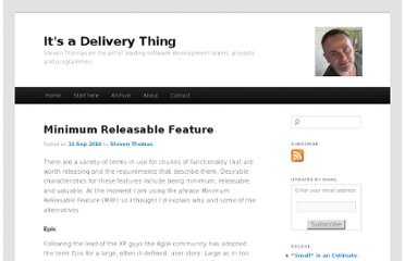 http://itsadeliverything.com/minimum-releasable-feature