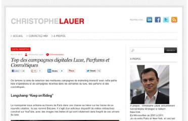 http://www.clauer.fr/2011/11/top-campagnes-digitales-luxe-parfums-cosmetiques/