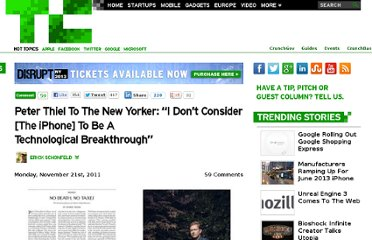 http://techcrunch.com/2011/11/21/peter-thiel-new-yorker-grump/