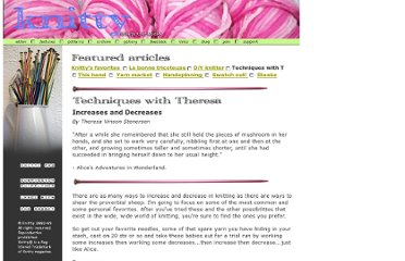 http://knitty.com/ISSUEspring03/FEATtheresa.html