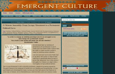 http://emergent-culture.com/a-peoples-congress-from-occupy-movement-to-a-permanent-political-force-ows-occupywallstreet-occupyearth-occupytogether-occupyworld-ows-earth-changes/
