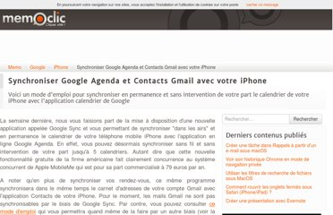http://www.memoclic.com/682-google-agenda/8823-synchronisation-iphone-contacts-google-agenda.html