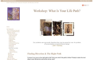 http://www.manifestyourpotential.com/self_discovery/1_identify_lifepath/exhibit_find_my_lifepath/topic_exhibit_find_your_lifepath.htm