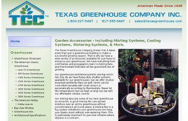 http://www.texasgreenhouse.com/garden-accessories.html