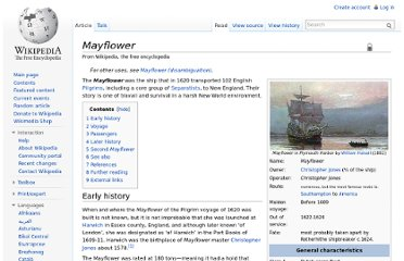http://en.wikipedia.org/wiki/Mayflower