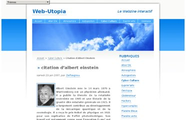http://www.web-utopia.org/Citation-d-Albert-Einstein