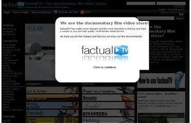 http://www.factualtv.com/public/main.action