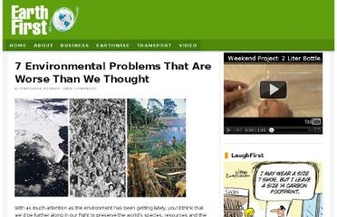 http://earthfirst.com/7-environmental-problems-that-are-worse-than-we-thought/